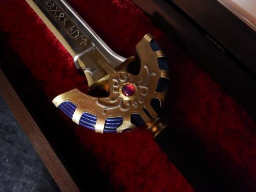 K様 金属刀身ver ロトの剣(王者の剣) 完成④