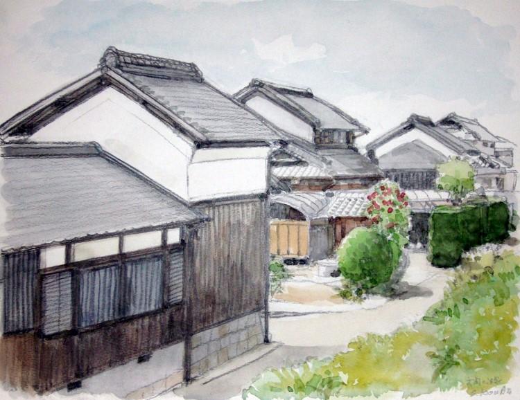 大間の旧家2 (750x578)