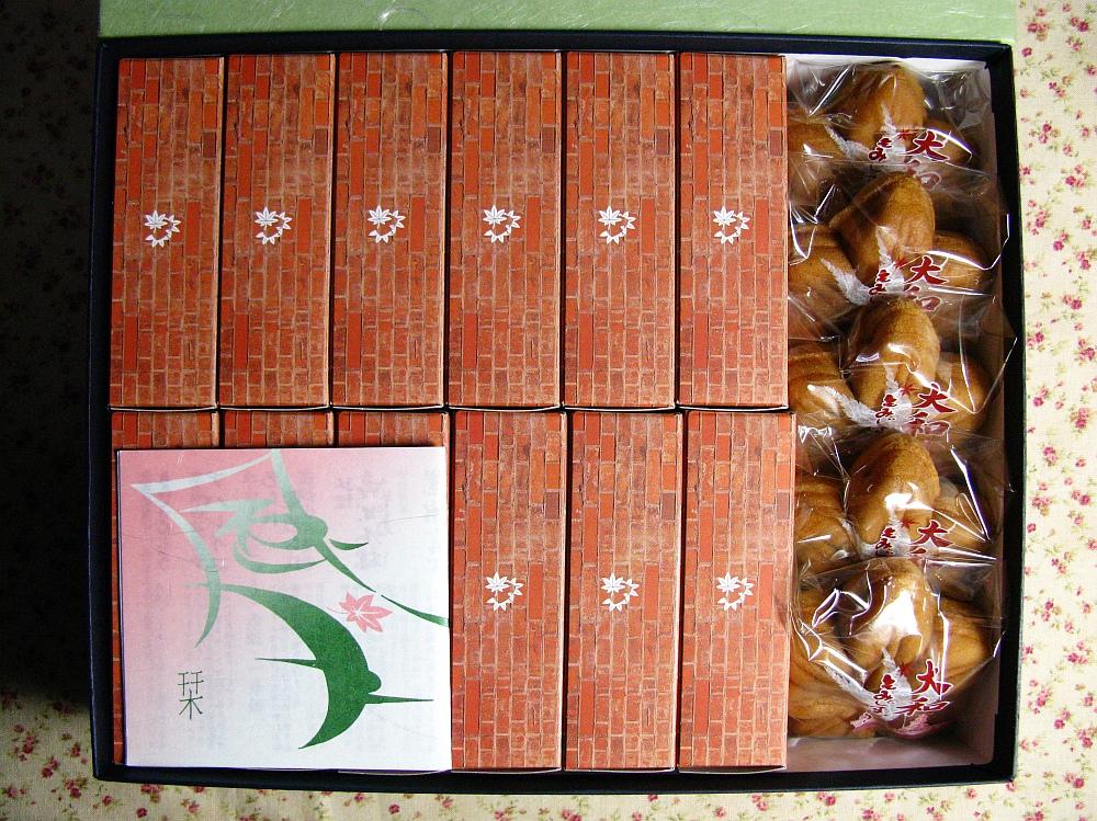 2014_11_23呉風月堂:海軍赤レンガ饅頭 (2)