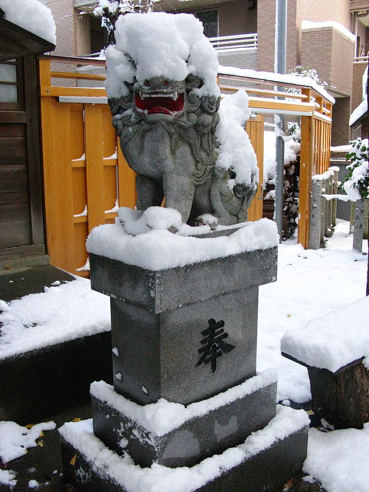 2014_12_18名古屋:大雪 (5)
