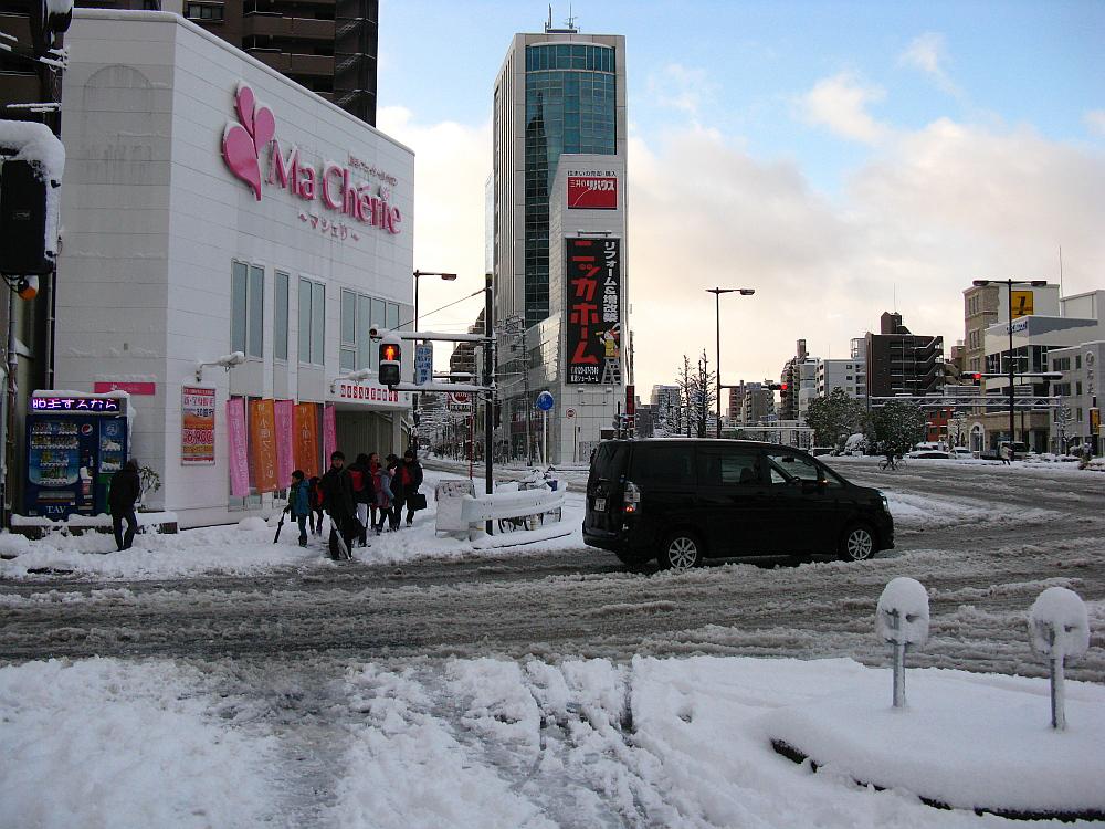 2014_12_18名古屋:大雪 (1)