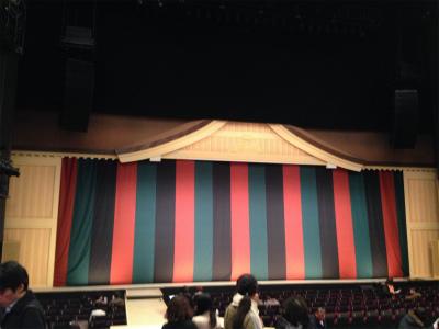 六本木歌舞伎 きもの