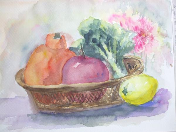 くりえいと 果物 2-27