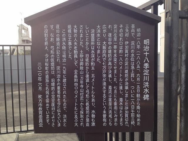 IMG_2614淀川洪水碑の解説です