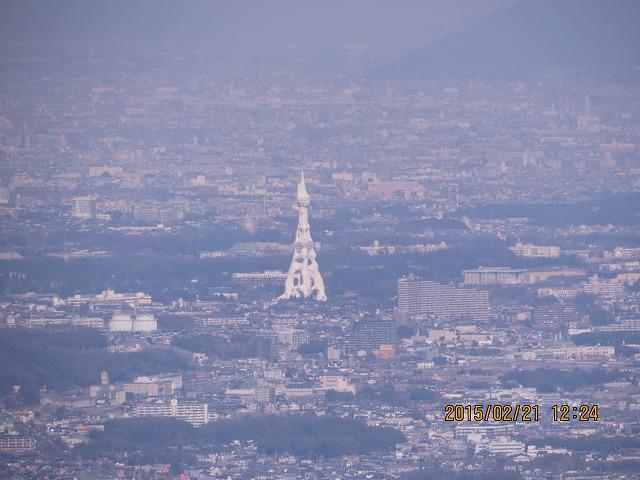 IMG_4304岩湧山からみるPLの塔