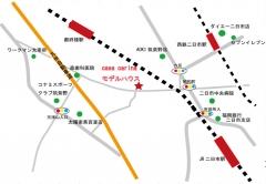 カリーナ地図