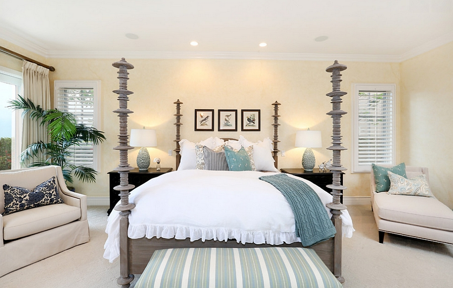Accent-additions-bring-pops-of-blue-to-the-beach-style-bedroom.jpg
