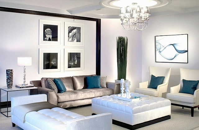 Lavish-black-and-white-living-room-with-posh-blue-accents.jpg