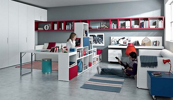modern-teen-room-red-blue-and-white-furniture-with-shelves-sofa-and-office-desk.jpg