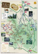 湖南アルプスマップ
