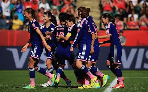 2015女子W杯イングランド戦鮫ちゃん③