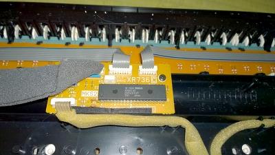キーボードコントローラ