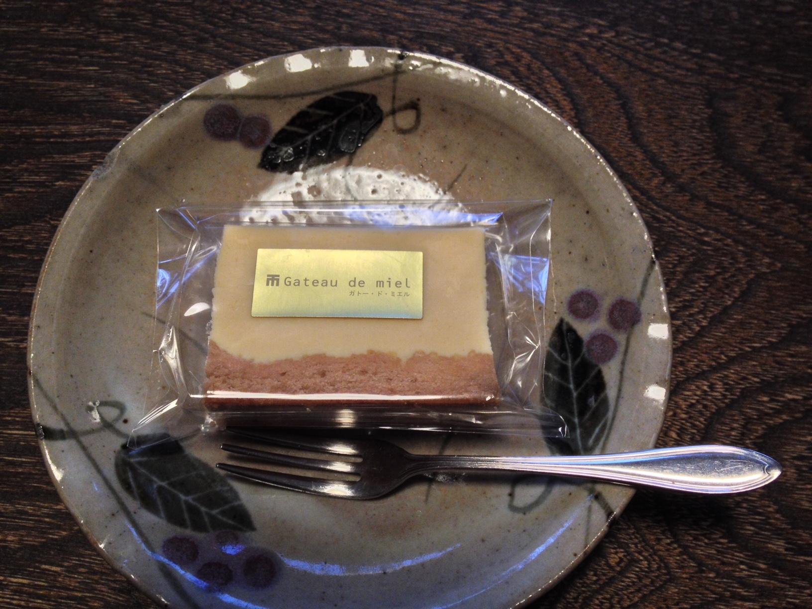 極楽チーズケーキ01