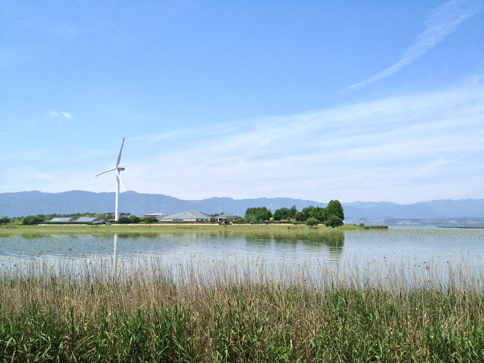 烏丸半島の風車02