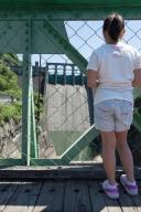 ぷに子と丸山ダム