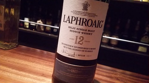 Laphroaig 12