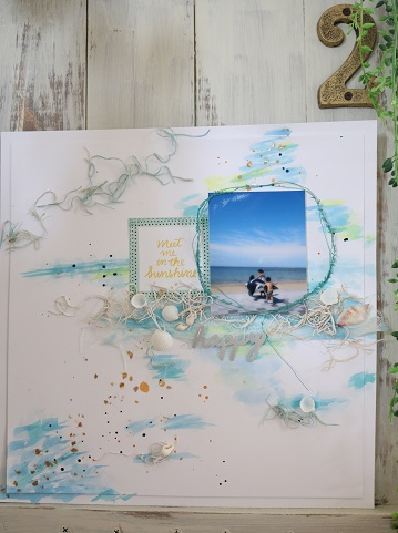水彩画 2