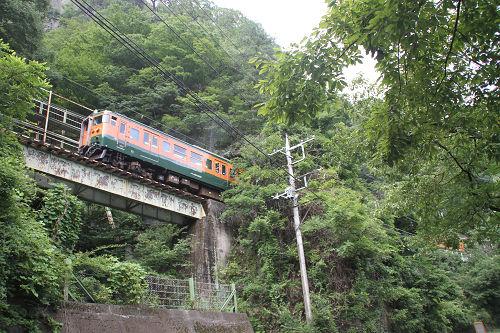 樽沢トンネル115