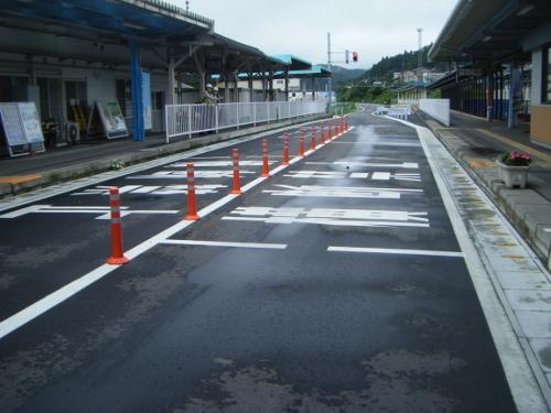気仙沼BRT軌道