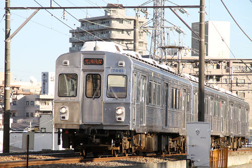 東急7600 2