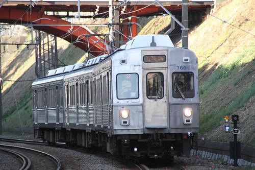 東急7600