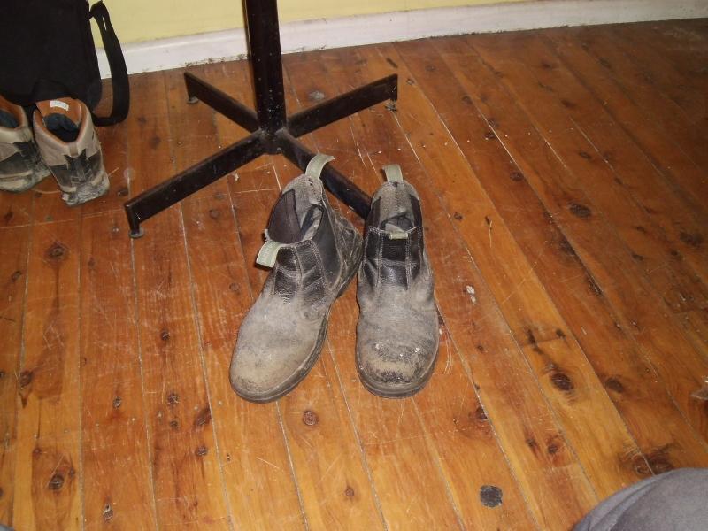 VICさんとこでお世話になった安全靴