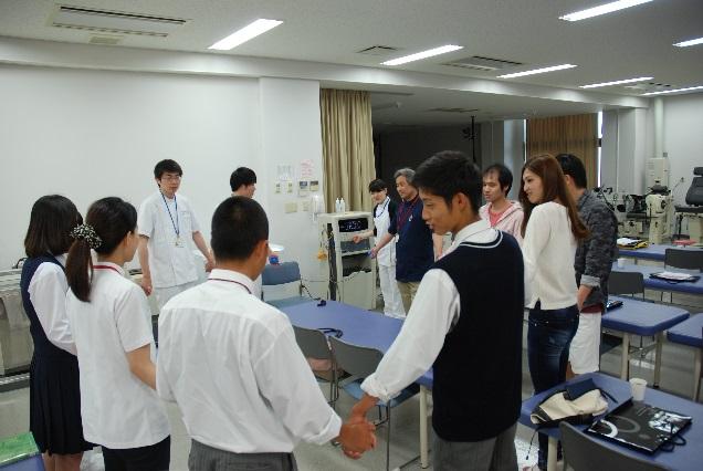 ⑬電気治療3