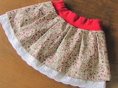 スキップスカート