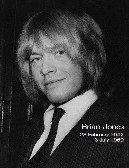 Brian Hopkin Jones