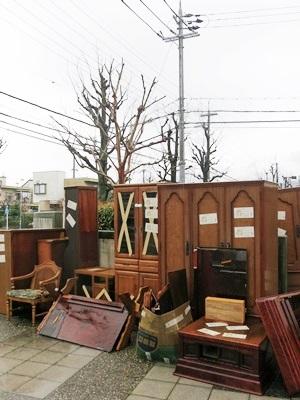 大型ごみ家具1503