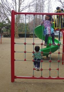 ブログ2 0412公園