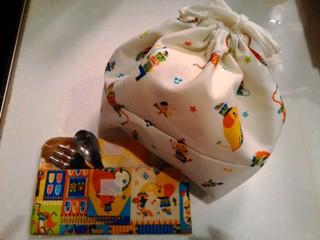 ブログ2 0417お弁当袋 (1)