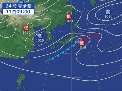 201504110900天気図