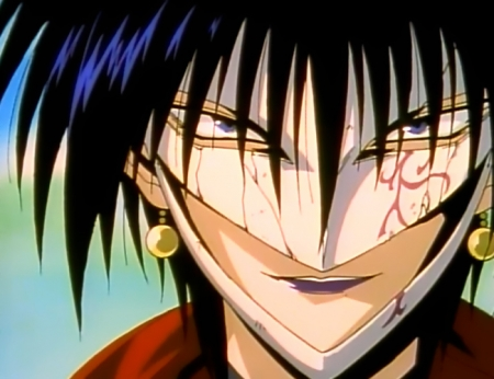 Your place Flame of recca nudity have