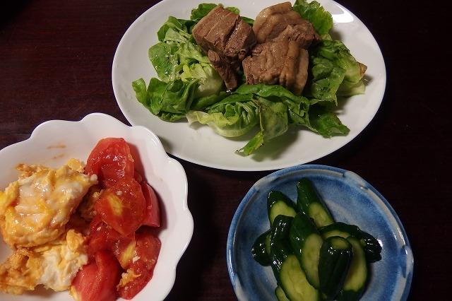 竹の子食堂 006