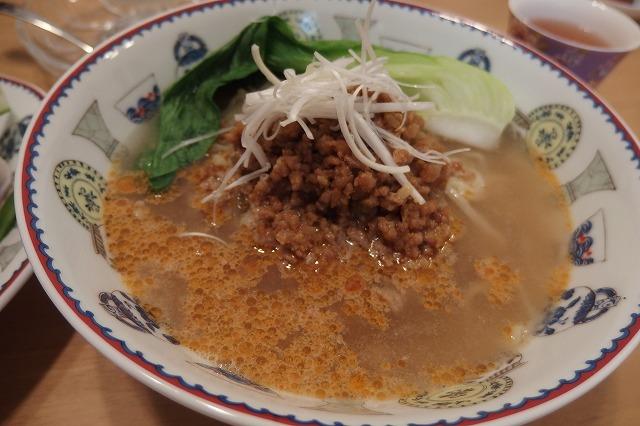 坦々麺 072