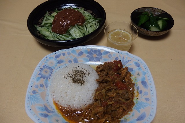 坦々麺 017