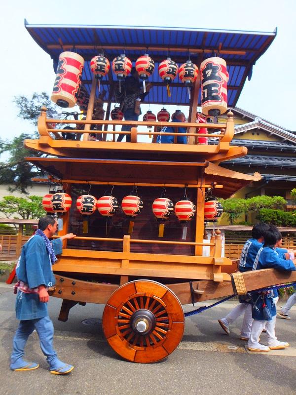 2015大祭 泉町