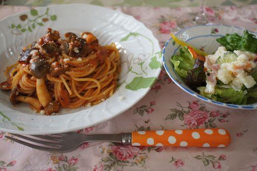 shimeji and aubergine6