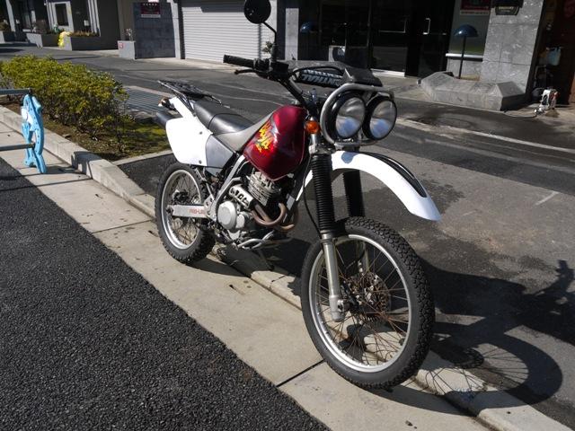XL250BAJA中古車