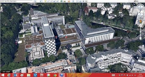 5a ベルリンの宿泊ホテル