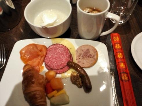 12 朝食・バイキング