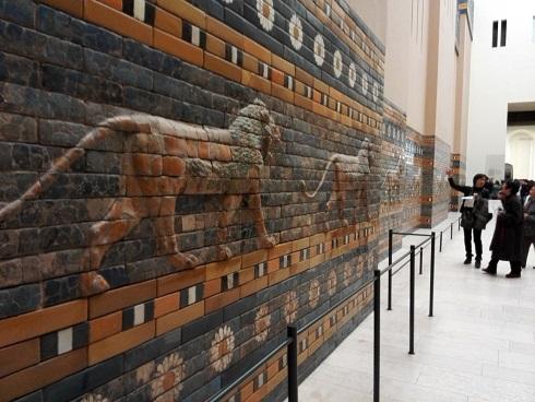 15 ペルガモン博物館・館内展示