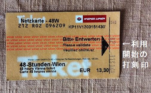 0 ウィーンの交通チケット