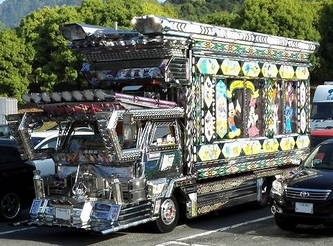 3 デコレーション トラック