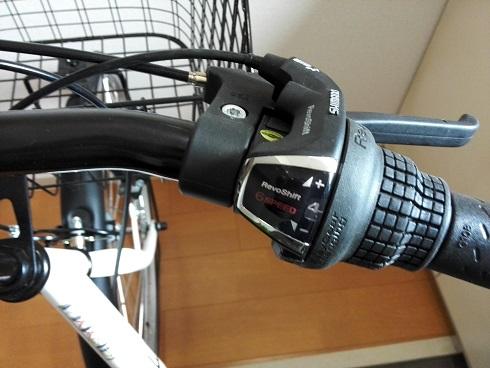 2 新しい自転車 6段変速