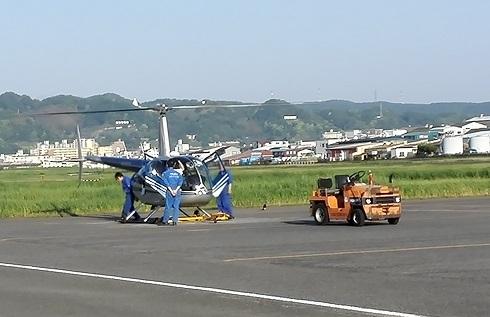 11 ヘリコプター