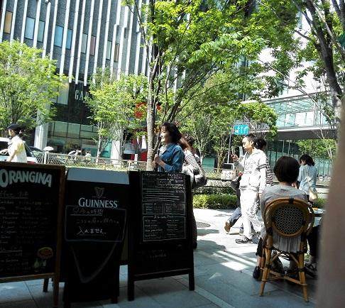 5 オープンカフェ