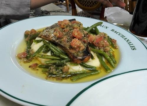 8 魚料理