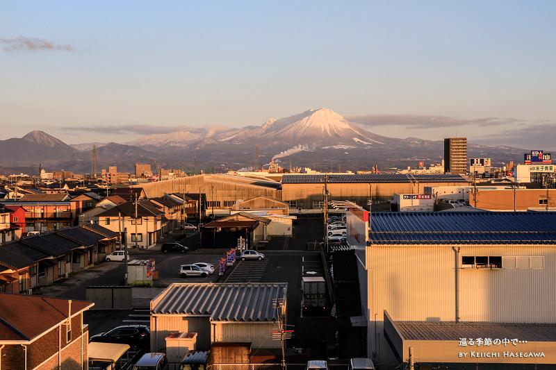 鳥取県 大山 王子製紙 工場